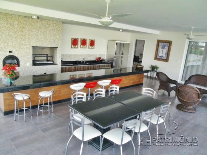 Casa Em Condominio de 7 dormitórios à venda em Portal Do Éden, Itu - SP