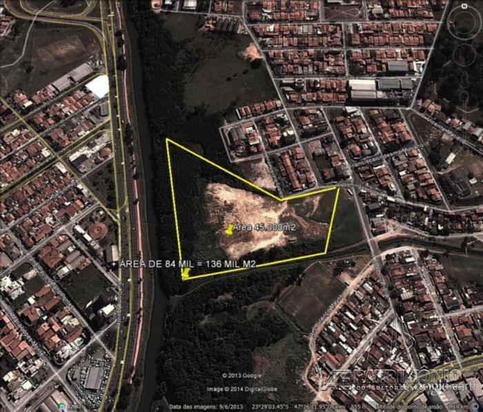 Área à venda em Rica, Sorocaba - Sp