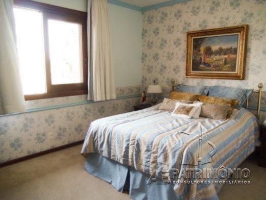 Casa Em Condominio de 5 dormitórios à venda em Chácaras Residenciais Santa Maria, Votorantim - SP