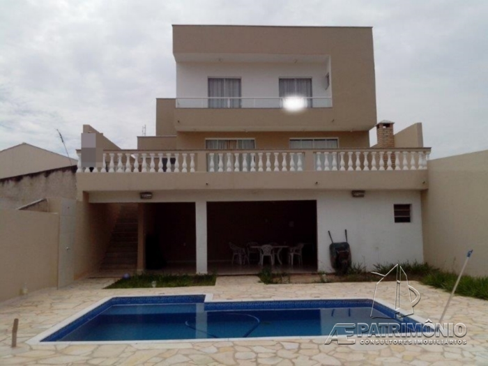 Casa de 5 dormitórios à venda em Sarkis Abibe, Votorantim - SP
