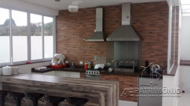 Casa Em Condominio de 4 dormitórios à venda em Fazenda Imperial, Sorocaba - SP