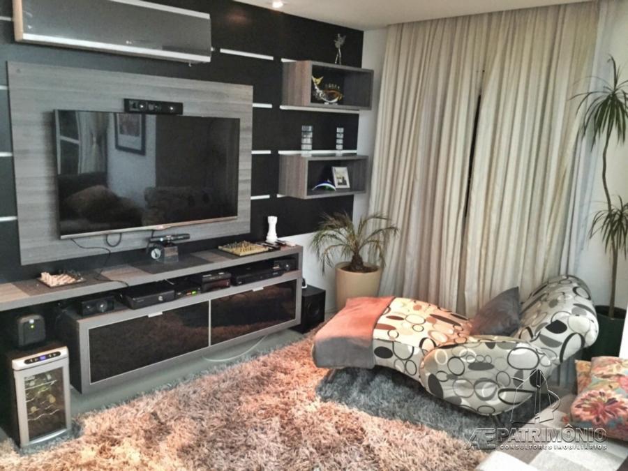 Apartamentos de 3 dormitórios à venda em Ponta Da Praia, Santos - SP