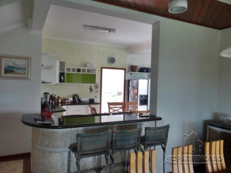 Casa Em Condominio de 5 dormitórios à venda em Rio Verde, Araçoiaba Da Serra - SP