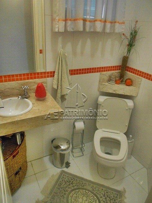 Casa Em Condominio de 5 dormitórios à venda em Além Ponte, Sorocaba - SP