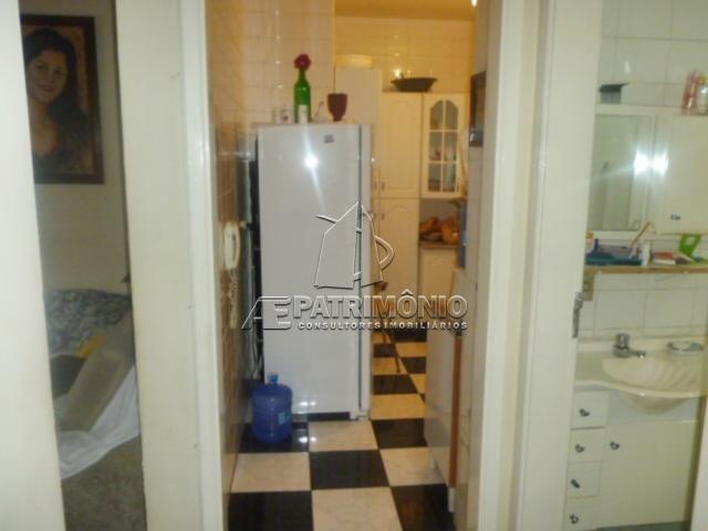 Apartamentos de 2 dormitórios à venda em Saira, Sorocaba - SP
