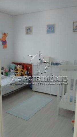 Casa Em Condominio de 3 dormitórios à venda em Dinora Rosa, Sorocaba - SP