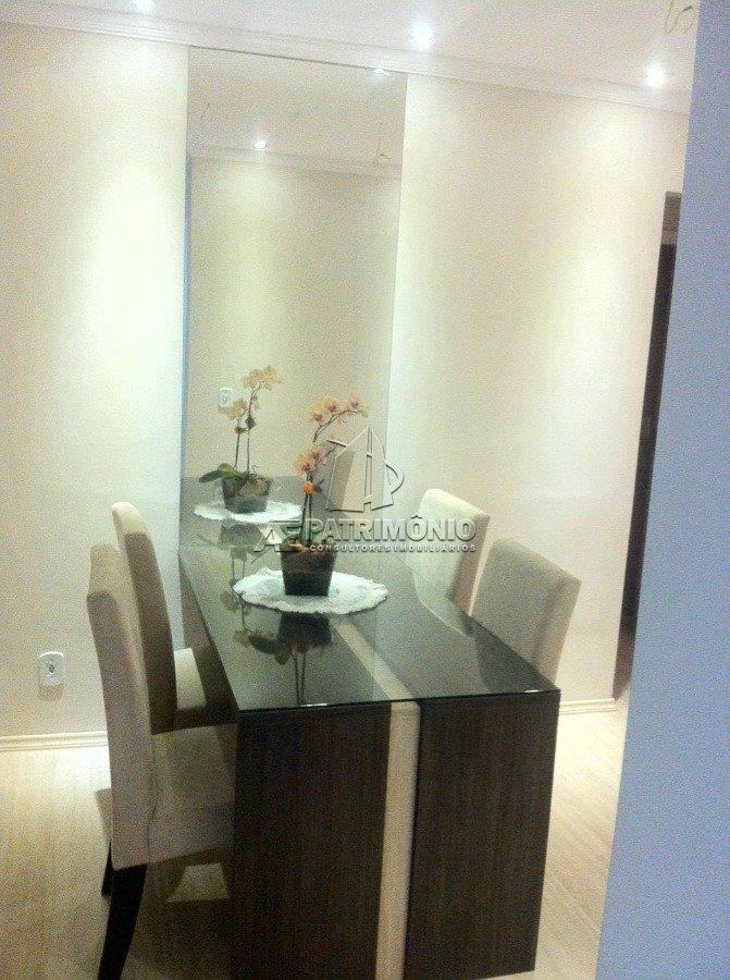Apartamentos de 2 dormitórios à venda em Haro, Sorocaba - Sp