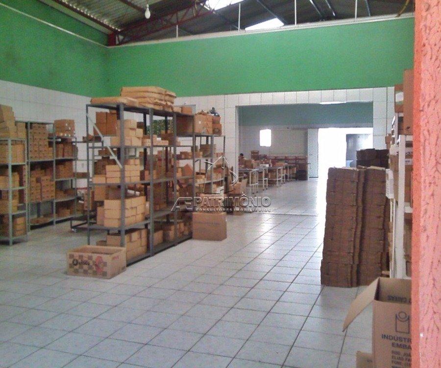 Predio Comercial à venda em Altos Do Itavuvu, Sorocaba - Sp