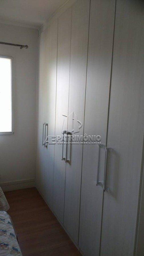Apartamentos de 3 dormitórios à venda em Boa Vista, Sorocaba - SP
