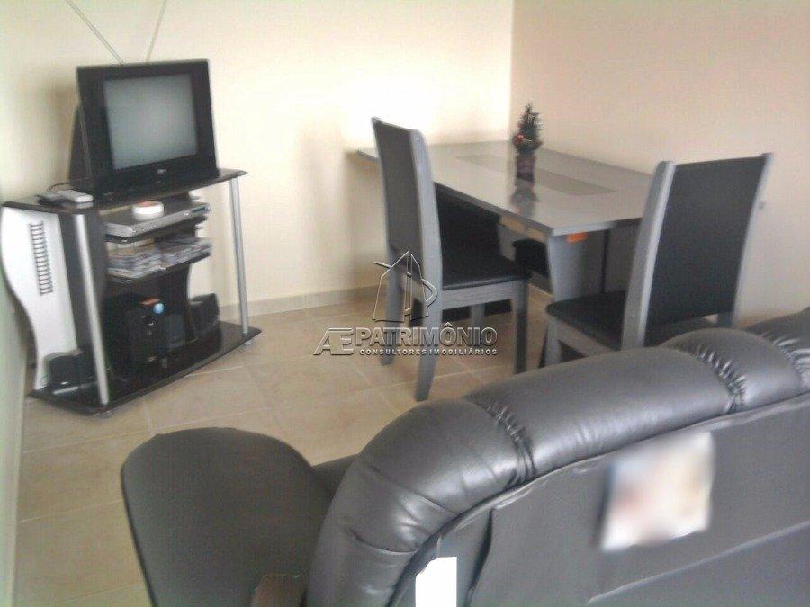 Apartamentos de 2 dormitórios à venda em Santa Catarina, Sorocaba - SP