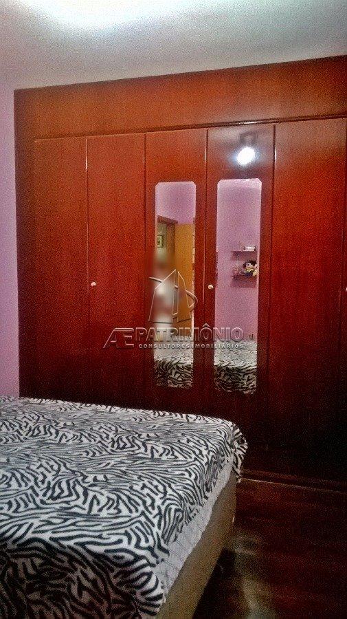 Casa de 2 dormitórios à venda em Leocadia, Sorocaba - SP