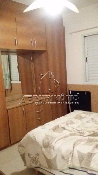 Apartamentos de 3 dormitórios à venda em Mangal, Sorocaba - SP