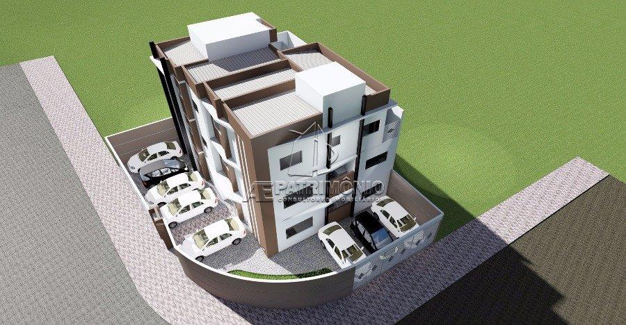 Apartamentos de 1 dormitório à venda em Terras De Arieta, Sorocaba - SP