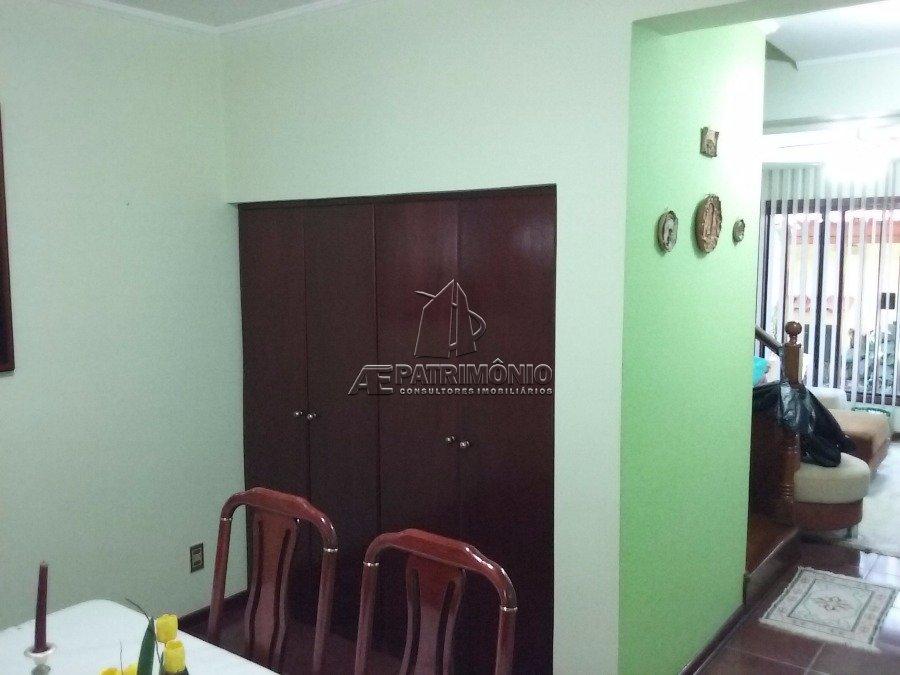 Casa de 3 dormitórios à venda em Éden, Sorocaba - SP